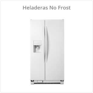 Heladeras No Frost